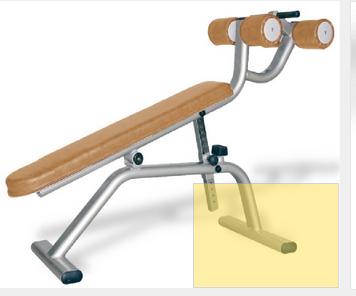 九州娱乐-仰卧起坐健身器材功效特点浅述